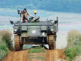 Panzer FV 432 fahren Knüllwald - Erlebnis Geschenke
