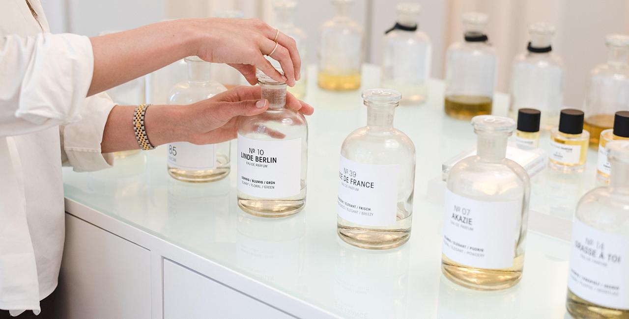 Parfumkurs für Paare in Berlin