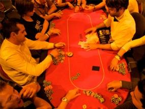 Poker Aufbauworkshop München - Erlebnis Geschenke