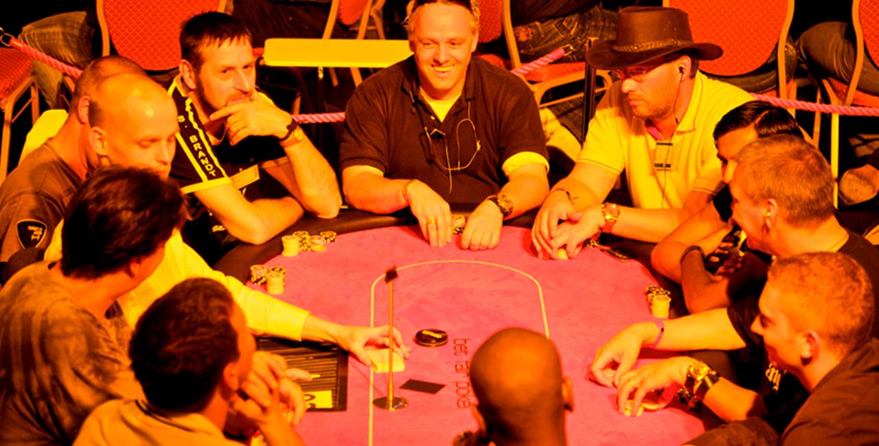 Poker Strategieworkshop Frankfurt