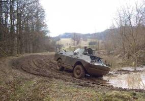Rad- & Schützenpanzer fahren in Königsee, Raum Erfurt - Erlebnis Geschenke