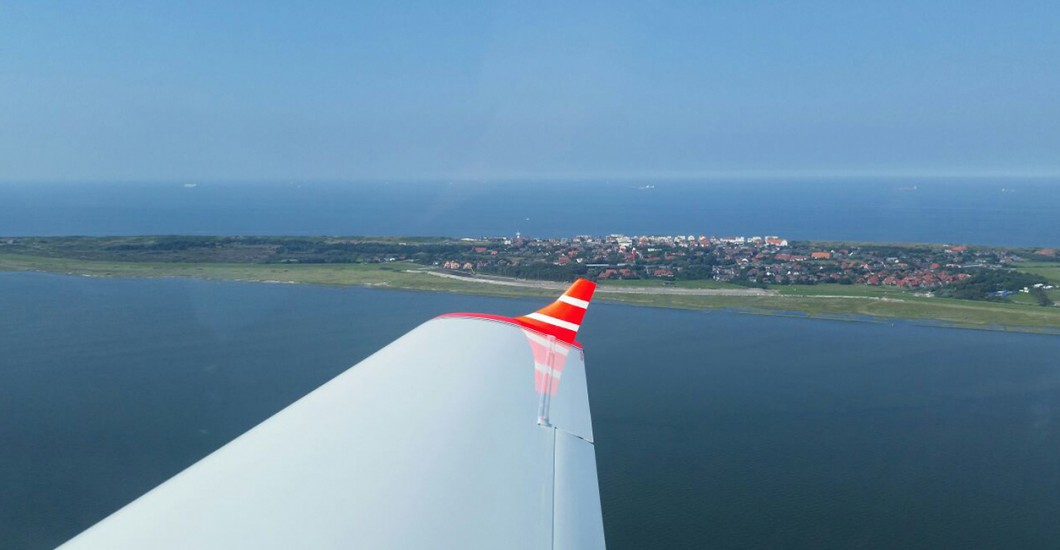 Brief Nach Wangerooge : Flugzeug tagesausflug nach wangerooge ab rotenburg wümme
