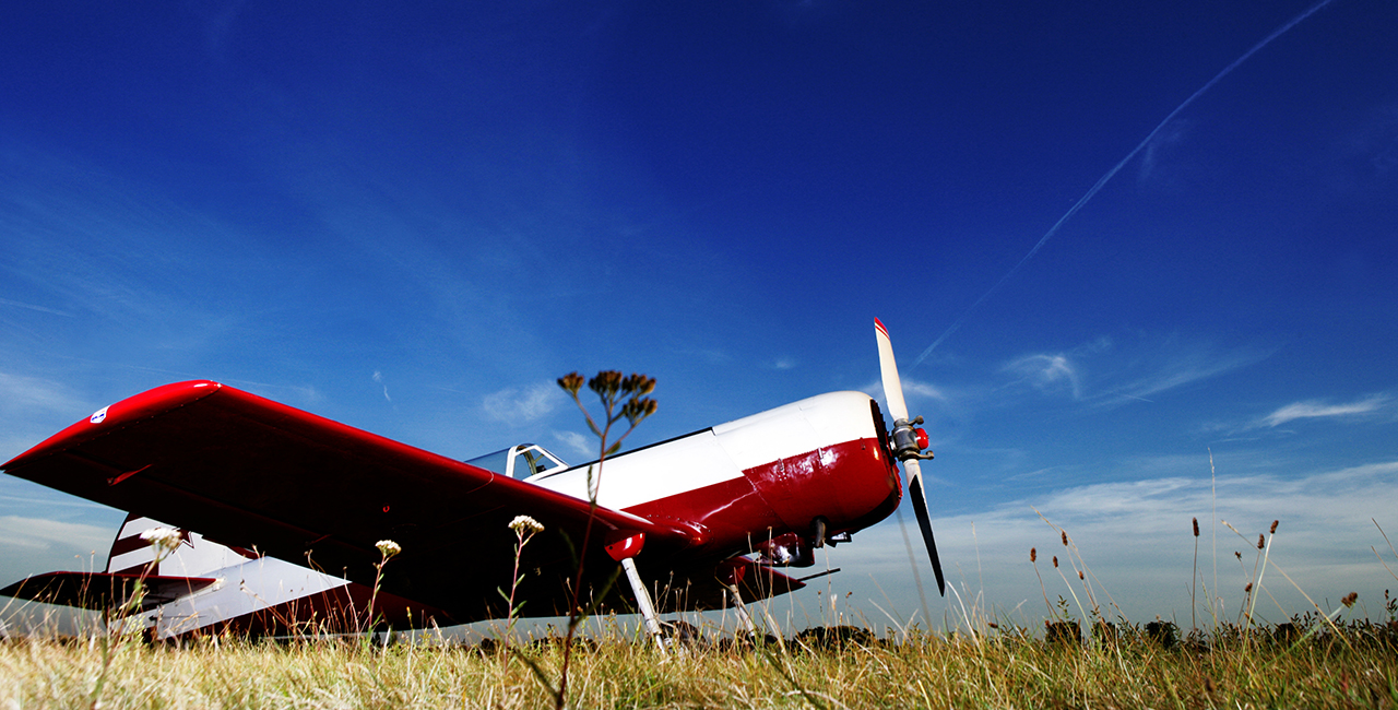 60 Min. Flugzeug Rundflug Rottweil