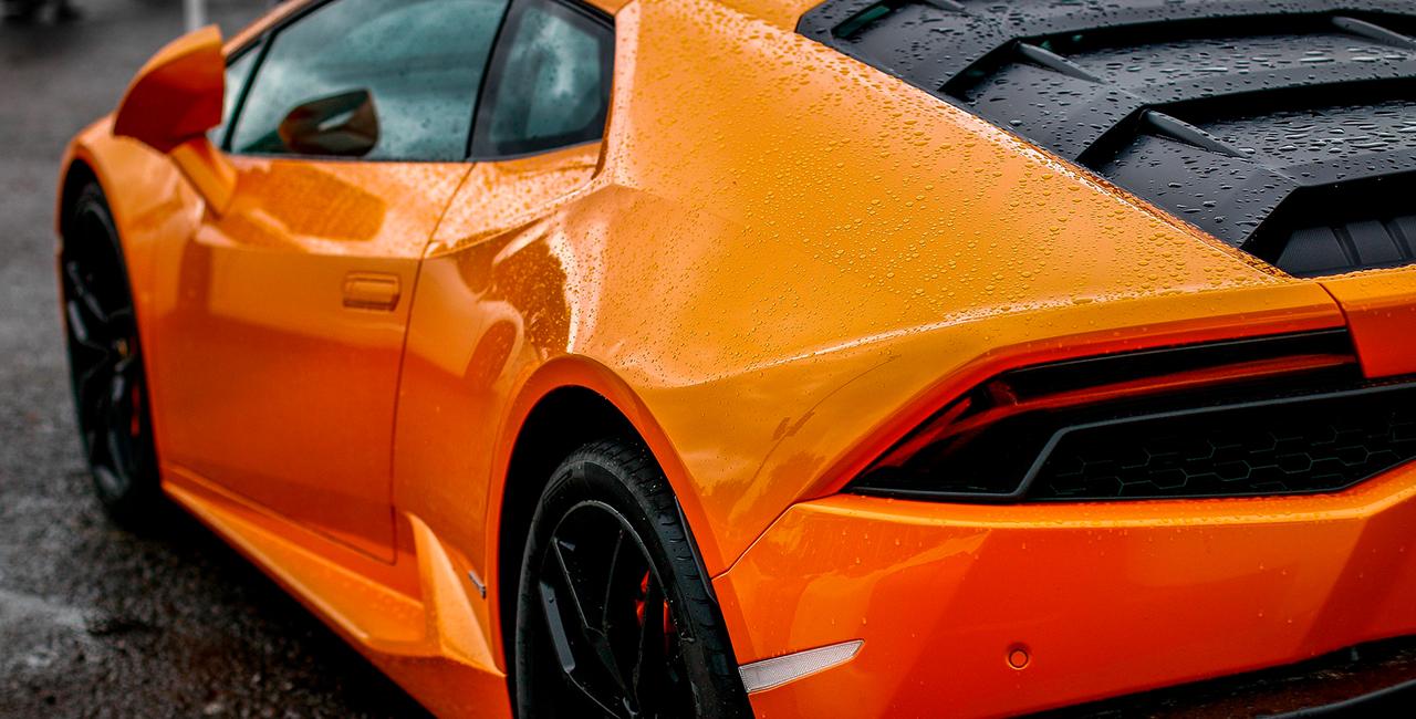 8 Runden Renntaxi Lamborghini Huracan auf dem Spreewaldring