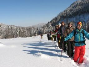 Schneeschuh Wanderung (2 Tage) in Frasdorf am Chiemsee - Erlebnis Geschenke
