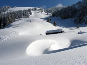 Schneeschuh Wanderung (2 Tage) in Neuhaus am Schliersee