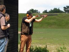 Schrotflinte schießen in Heide, Raum Rendsburg - Erlebnis Geschenke