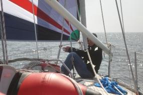Segeln mit Schiffsübernachtung auf der Ostsee in Travemünde - Erlebnis Geschenke