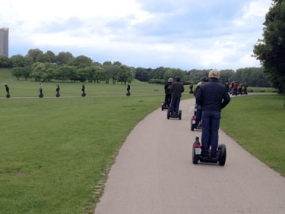 Segway Tour in Bonn-Ramersdorf in NRW