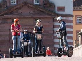 Segway-Tour in Germersheim, Raum Karlsruhe in Rheinland-Pfalz