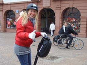 Segway-Tour in Heidelberg, Baden-Württemberg - Erlebnis Geschenke