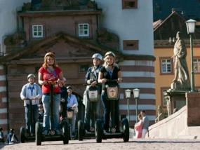 Segway-Tour in Ladenburg, Raum Weinheim in Baden-Württemberg - Erlebnis Geschenke
