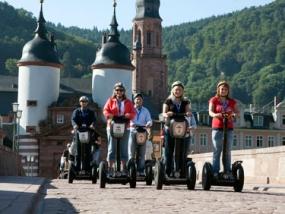 Segway-Tour in Mannheim, Baden-Württemberg - Erlebnis Geschenke