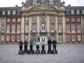 Segway-Tour in Münster, NRW - Erlebnis Geschenke