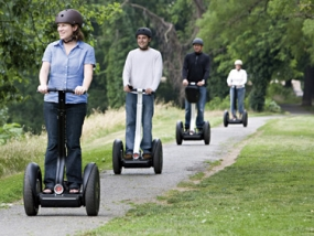 Segway Tour in Rurberg, Raum Simmerath in NRW