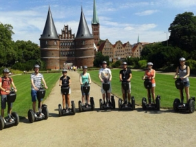 Segway-Tour in Scharbeutz, Raum Lübeck in Schleswig-Holstein - Erlebnis Geschenke