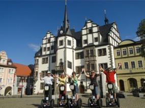 Segway-Tour in Schmiedefeld, Raum Saalfeld in Thüringen - Erlebnis Geschenke