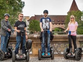 Segway Tour Nürnberg - Erlebnis Geschenke