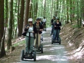 Segway-Tour Offroad in Aschaffenburg, Bayern - Erlebnis Geschenke