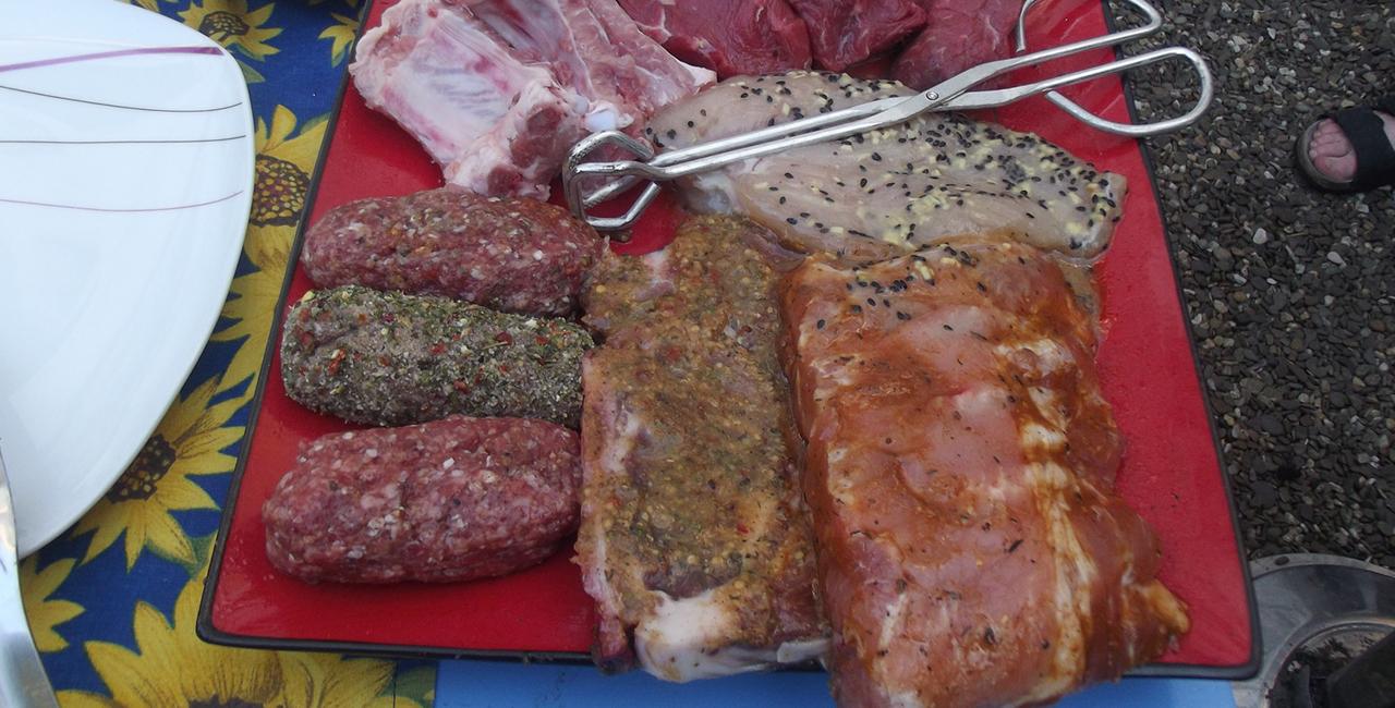 Fleisch Kochkurs in Senden