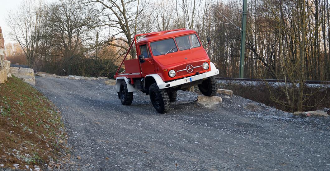 1 std truck unimog u404s offroad selber fahren in sinsheim. Black Bedroom Furniture Sets. Home Design Ideas