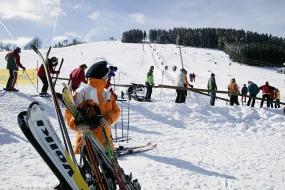 Skikurs Tageskurs in Holzhau, Raum Dresden in Sachsen