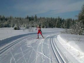 Skilanglaufkurs in Klingenthal, Raum Chemnitz in Sachsen