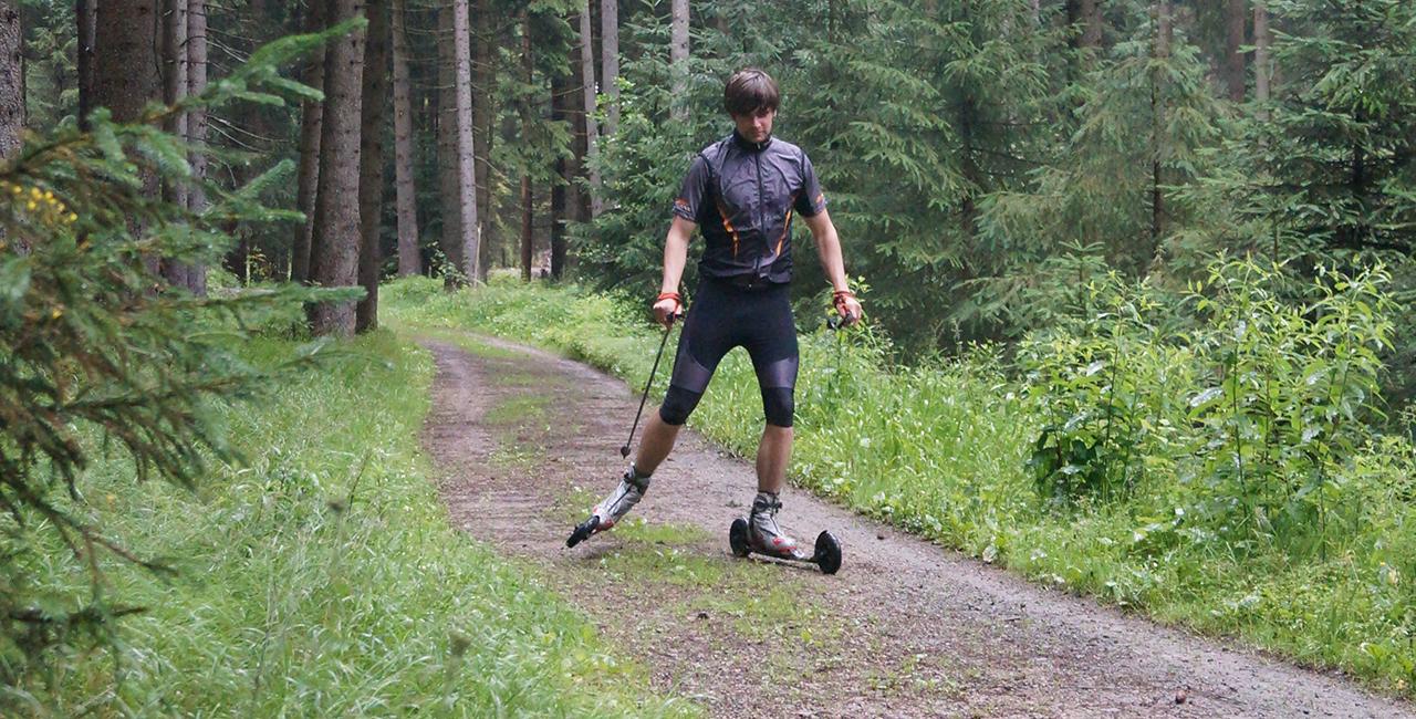 Skiroller Kurs in Erfurt, Thüringen