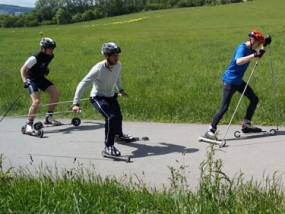 Skiroller Kurs in Plauen, Sachsen - Erlebnis Geschenke