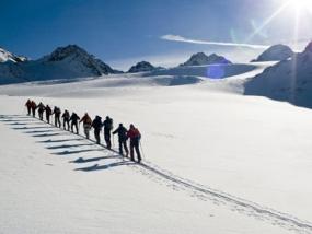 Skitour in Leogang, Österreich - Erlebnis Geschenke