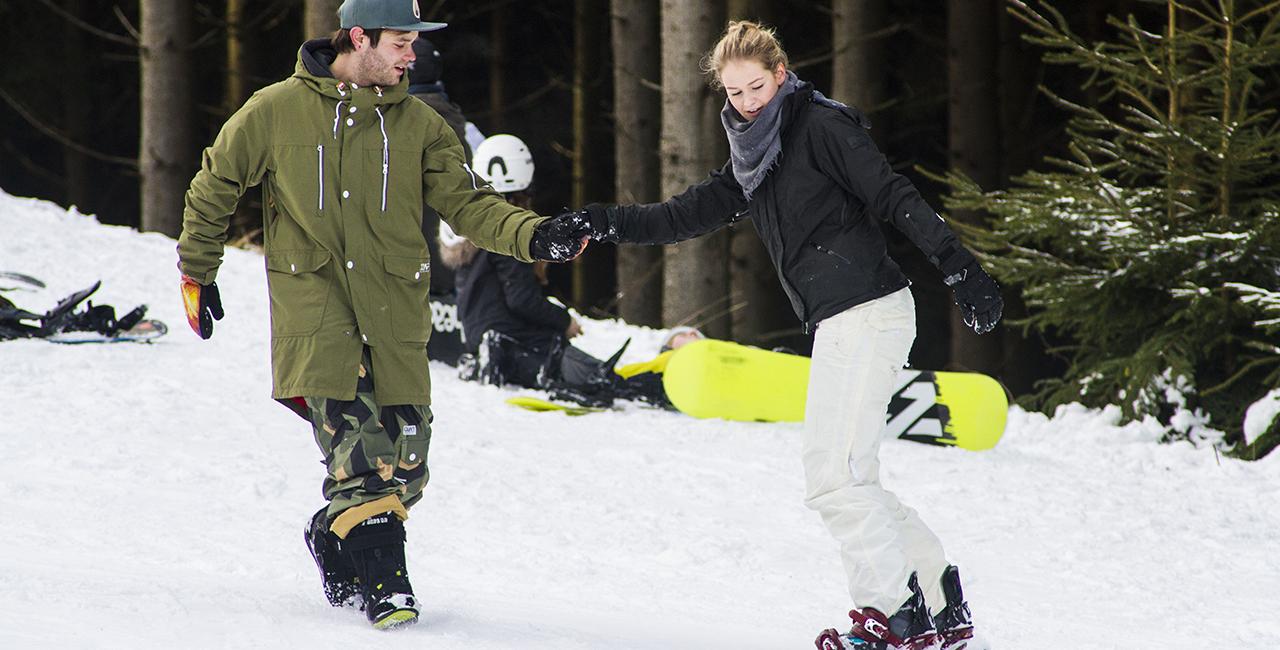 Snowboardkurs \`Exklusivkurs\` in Winterberg