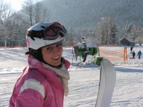 Snowboardkurs in Lenggries, Raum München in Bayern - Erlebnis Geschenke