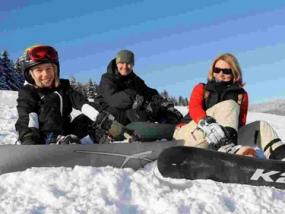 Snowboardkurs Tageskurs in Holzhau, Raum Dresden in Sachsen