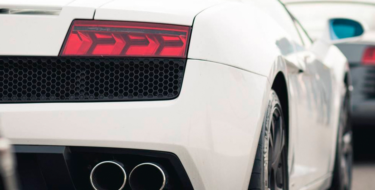 1 Runde Lamborghini Gallardo selber fahren auf dem Spreewaldring