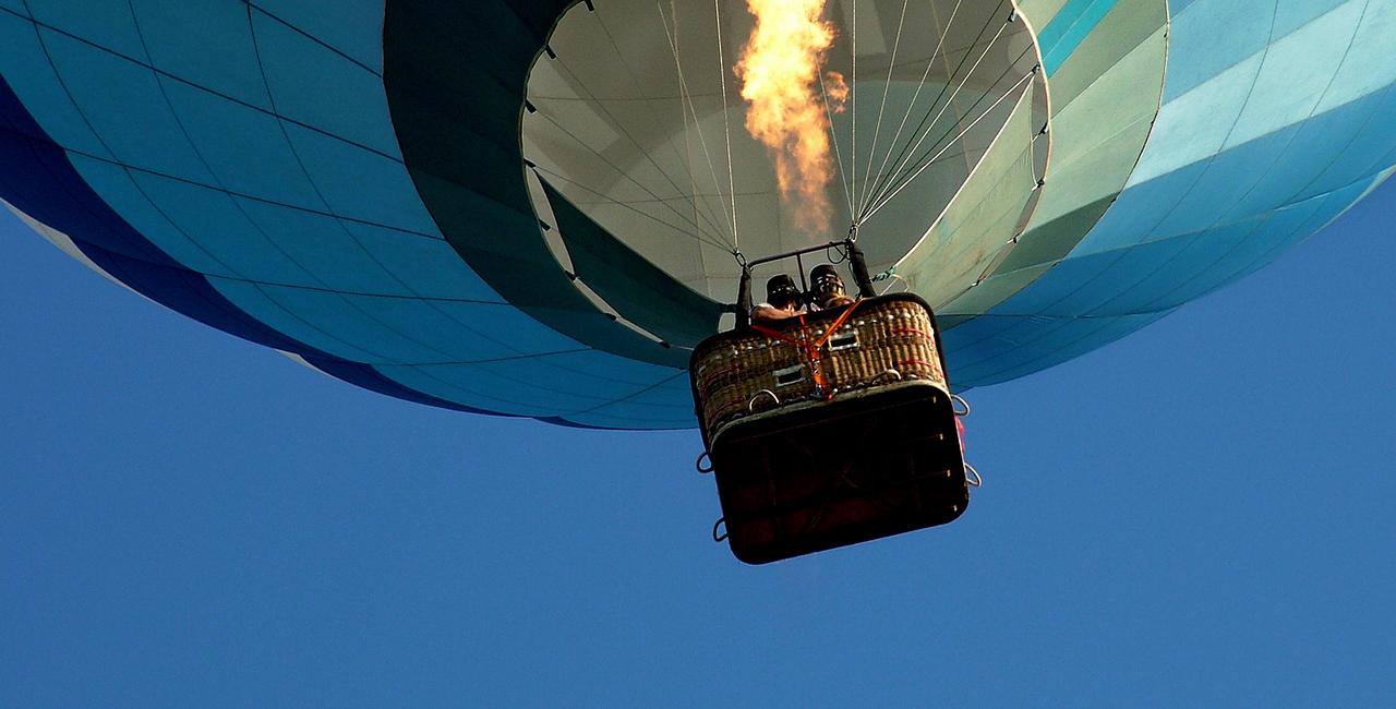 Ballonfahren in Starnberg