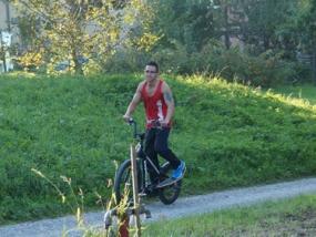 Steppbike fahren Konstanz