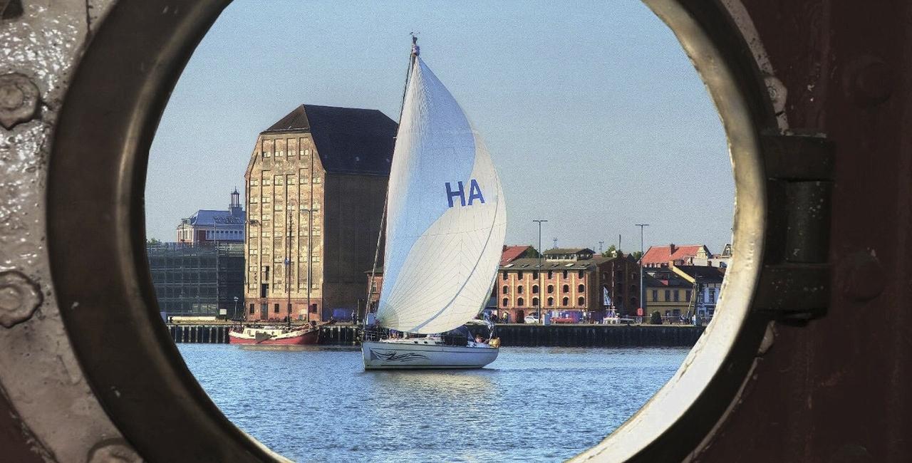 2 Tage Segelt Rn Ab Stralsund