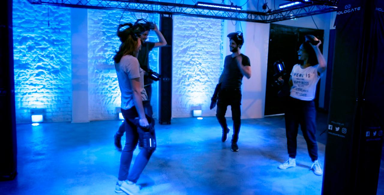Ausflug in die virtuelle Realität in Stuttgart