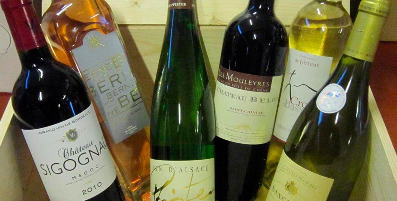 Weinseminar Reise durch Frankreich in Stuttgart