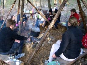 Survival Kurs in Monzingen, Raum Kaiserslautern - Erlebnis Geschenke
