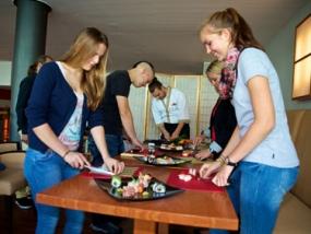 Sushi Kochkurs in Bremen