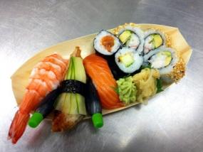 Sushi-Kochkurs in Meerbusch, Raum Düsseldorf in NRW - Erlebnis Geschenke