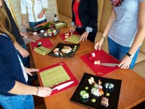 Sushi Kochkurs in Wiesbaden, Hessen