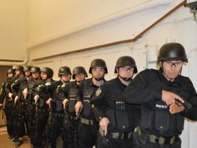 Swat Training XXL in Tutzing, Raum München - Erlebnis Geschenke