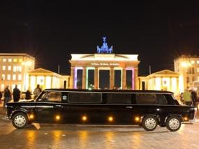 Trabant XXL Stretchlimousine mieten in Berlin