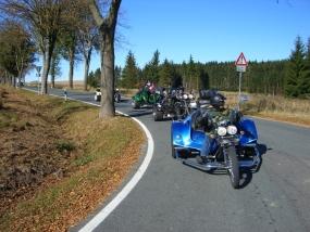 Trike Tour in Gross Lafferde, Raum Braunschweig in Niedersachsen