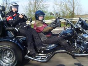 Trike Tour in Marl, Raum Essen in NRW