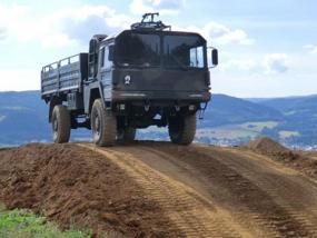 Truck (MAN KAT1) offroad selber fahren Knüllwald - Erlebnisgeschenke