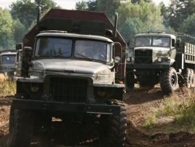 Truck (Ural) offroad selber fahren in Mahlwinkel, Raum Magdeburg - Erlebnis Geschenke