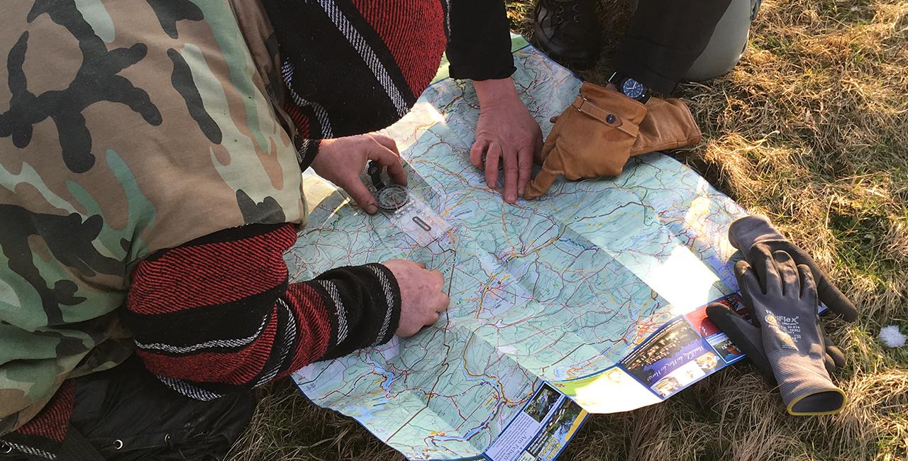 Überleben in der Wildnis (2 Tage) in Benneckenstein im Harz